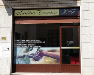 Vetrina Studio ZF