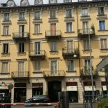 rifacimento facciata Via S. Secondo Torino